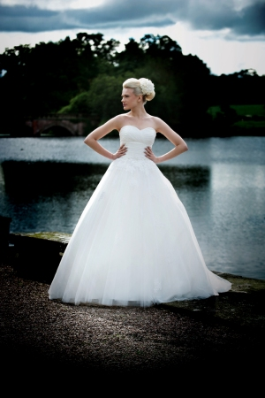 ivory & co bridal collection