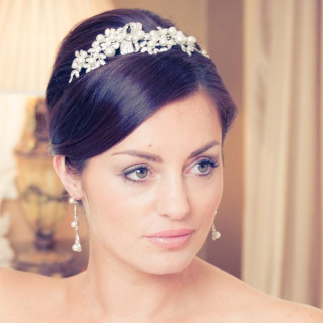 Cambridge Tiara, Eaton Earrings