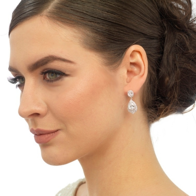 Dainty Treasure Earrings ER308 59.99 1200 1200