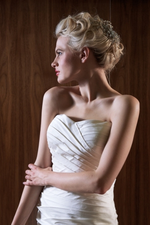 Evie ivory & co wedding dress