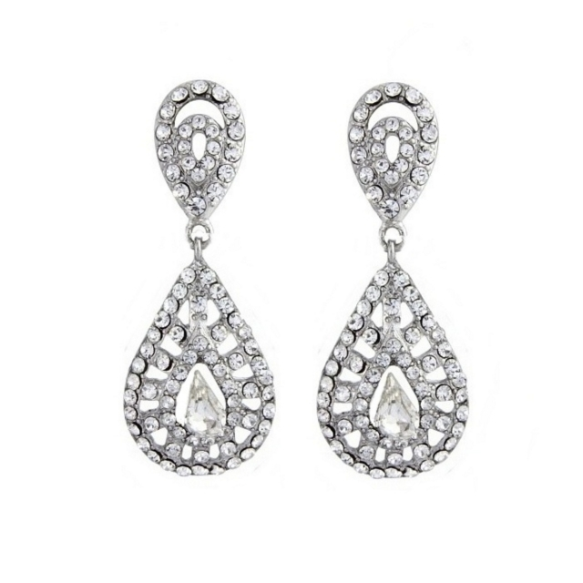 Gatsby Chic Earrings ER129 27.99 1200 1200