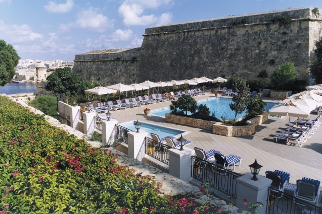 Phoenicia Hotel Wedding Destination Malta