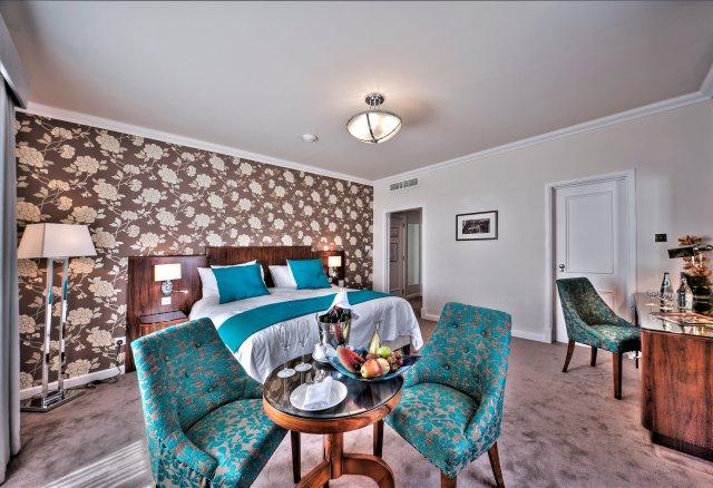 Phoenicia Hotel - Executive room