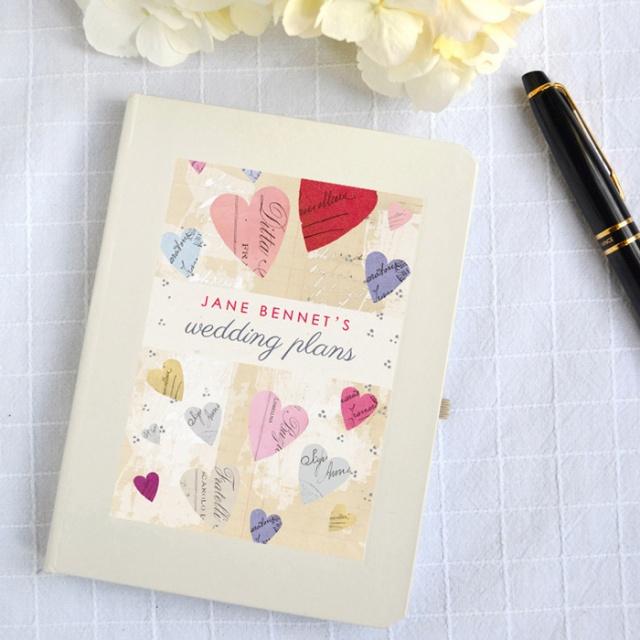 Wedding notebook 2