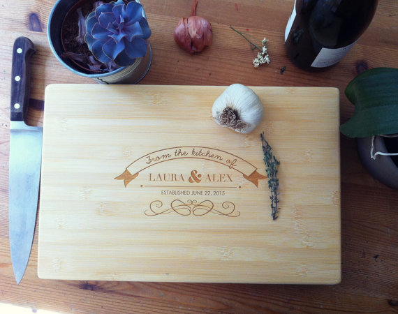woodbemine_custom engraved wedding gifts
