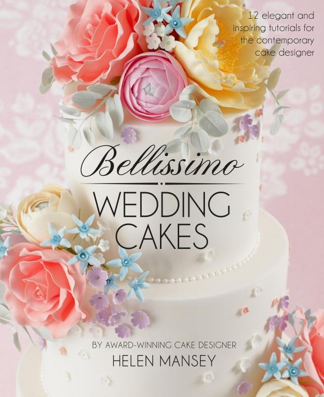 Bellissimo Wedding Cakes by Award-Winning Cake Designer Helen Mansey