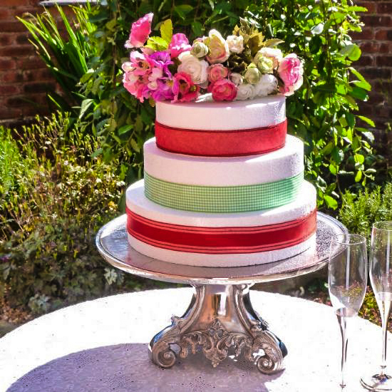 Extra large wedding cake stand
