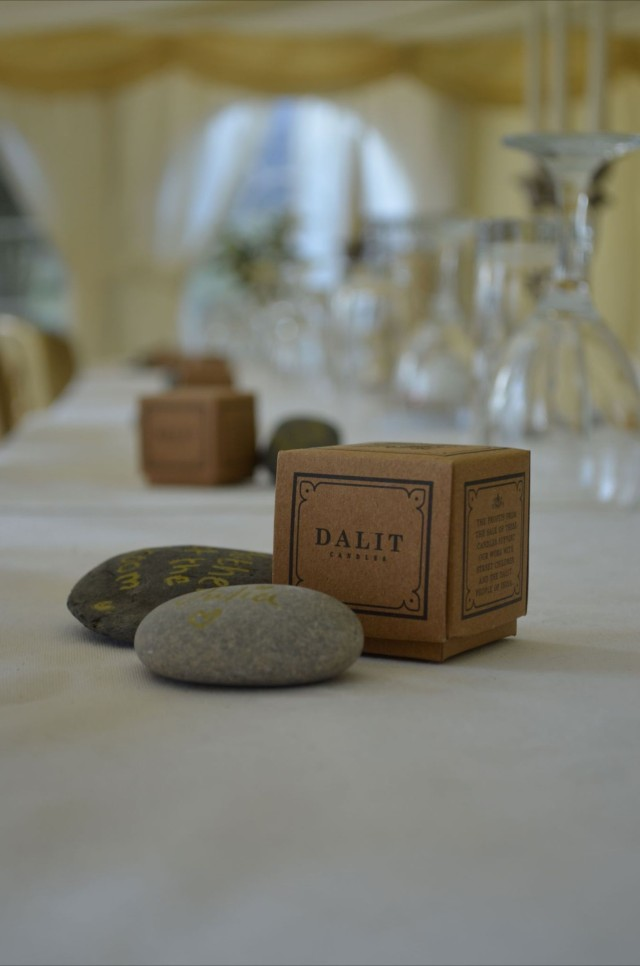 Clay pot candle ethical wedding favours from £1.50 indian charity dalit goods company