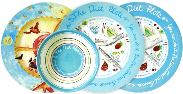 DIET PLATE ONLY RANGE Small