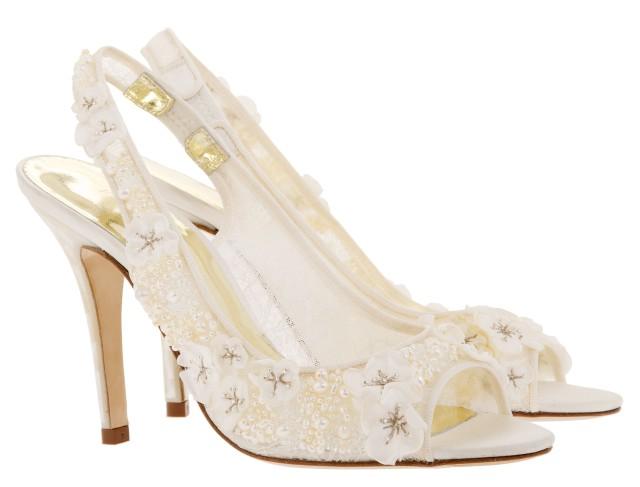 Reiki Luxury wedding shoes by Freya rose