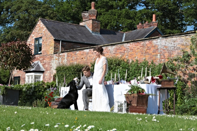 Combermere Abbey wedding venue UK Cheshire England