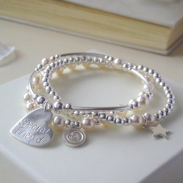 Bespoke Bridesmaid Bracelet