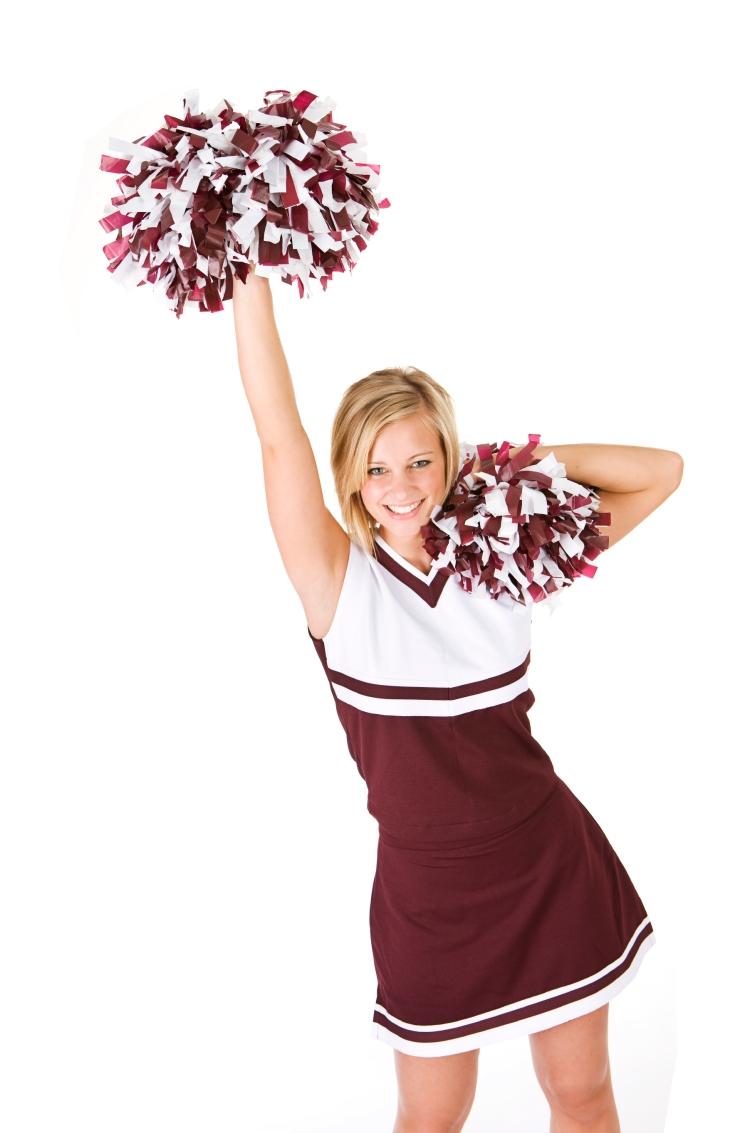 cheerleading Dance classes hen party idea from gohen.com uk