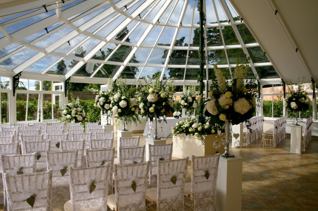 Combermere Abbey vintage style real wedding wedding venue UK Cheshire England