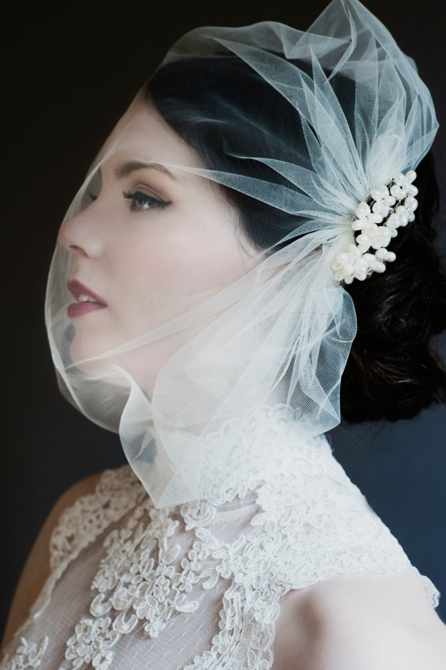 Lily Bella wedding veil designs UK