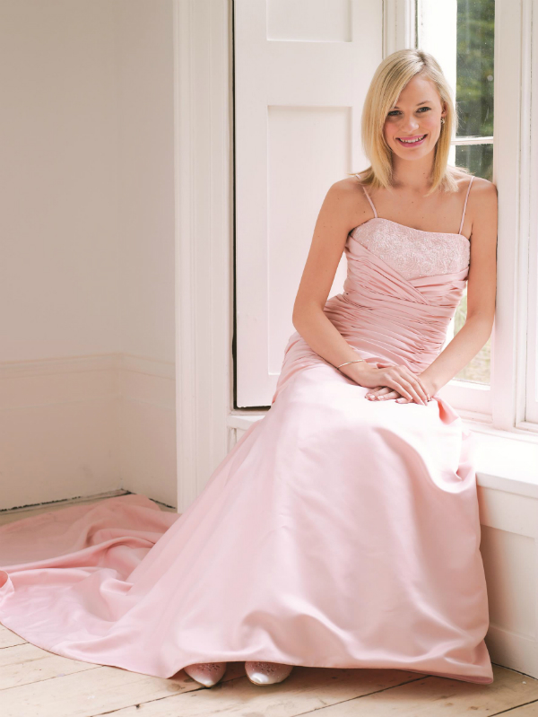 Pink Bridesmaid Colour Me Beautiful Be A Beautiful Bride low res