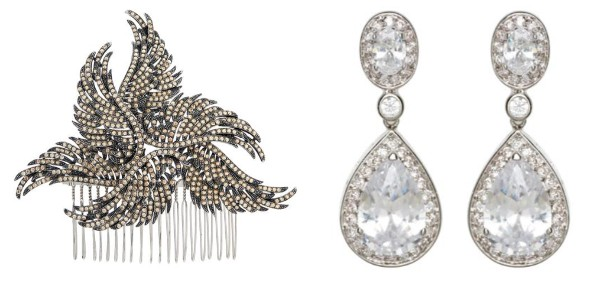 Stephanie Brown wedding Jewellery and bridal accessories