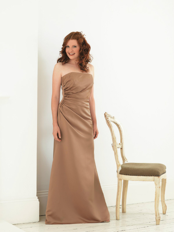 Taupe Bridesmaid Colour Me Beautiful Be A Beautiful Bride low res