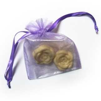 Unique Chocolate Rose wedding favours UK