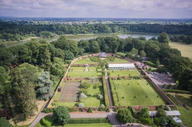 Walled Garden http://www.combermereabbey.co.uk/
