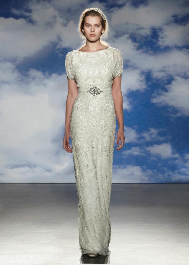 Harlow Jenny Packham 2016 wedding dresses