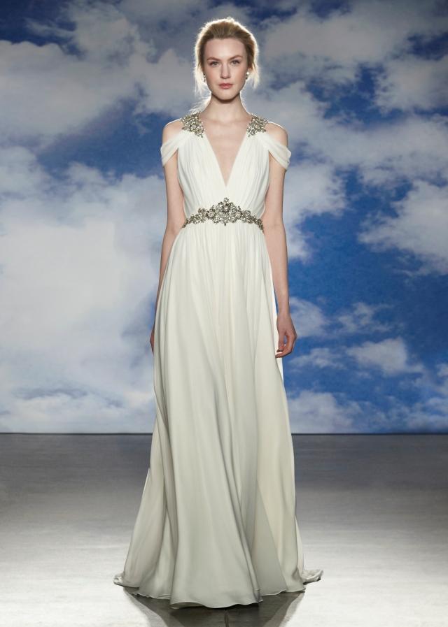 Billie Jenny Packham 2016 wedding dresses