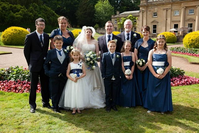 real life English UK wedding blog