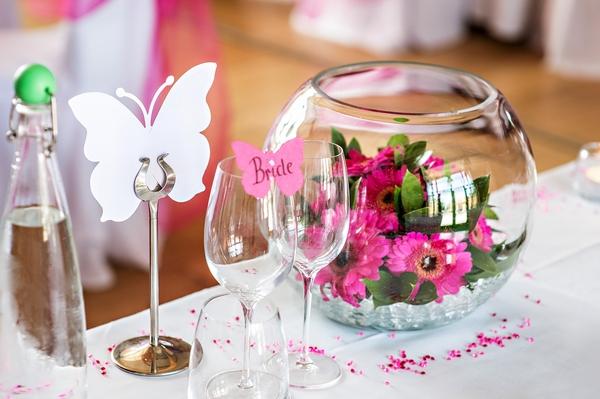 diy wedding place setting ideas