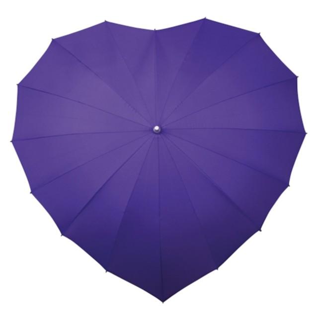 heart umbrella purple  25.99
