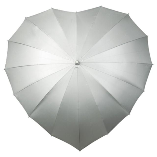 heart umbrella silver_25.99