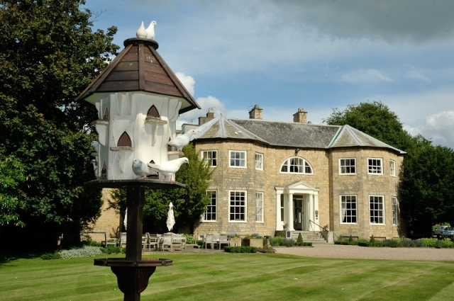 wedding venue UK washingborough hall Lincolin
