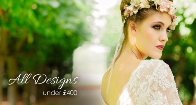 kitty & dulcie UK wedding dresses