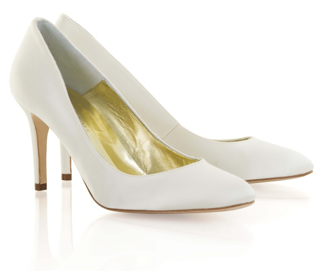 laura Freya rose weddings shoes