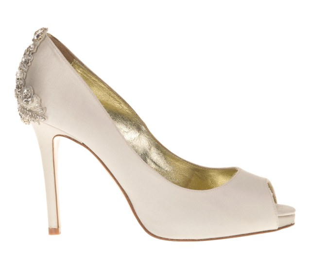 Penelope Freya rose weddings shoes