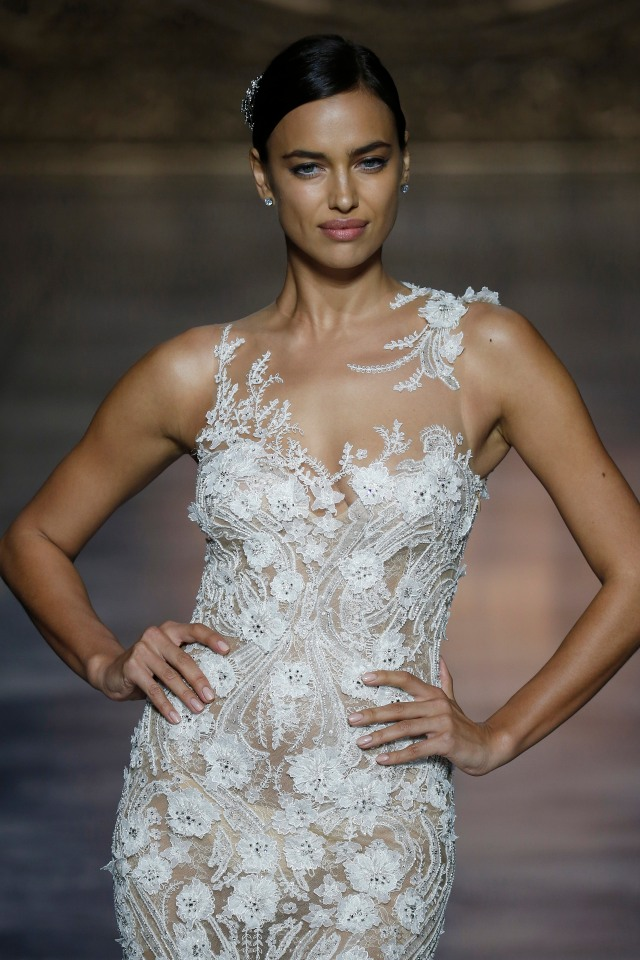 pronovias Barcelona Bridal Week 2016