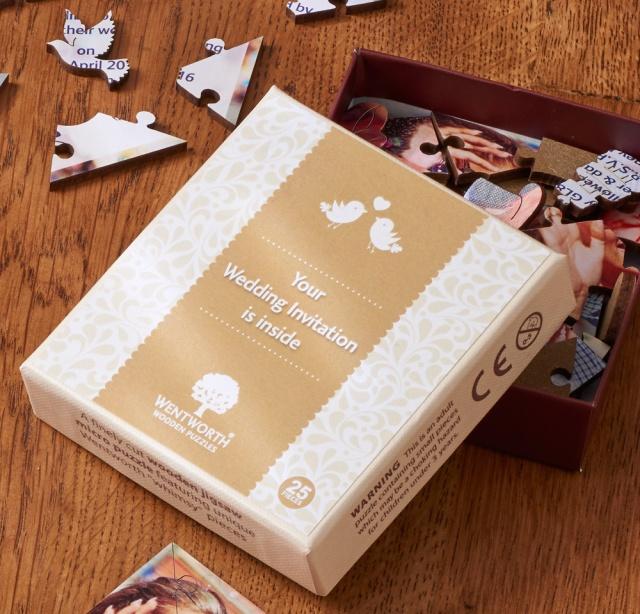 wedding jigsaws.co.uk