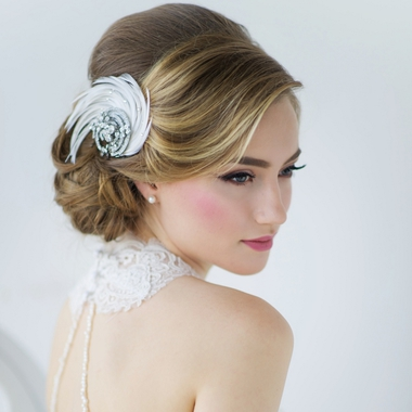 Adoria_Feather_Wedding Headpiece_84.00