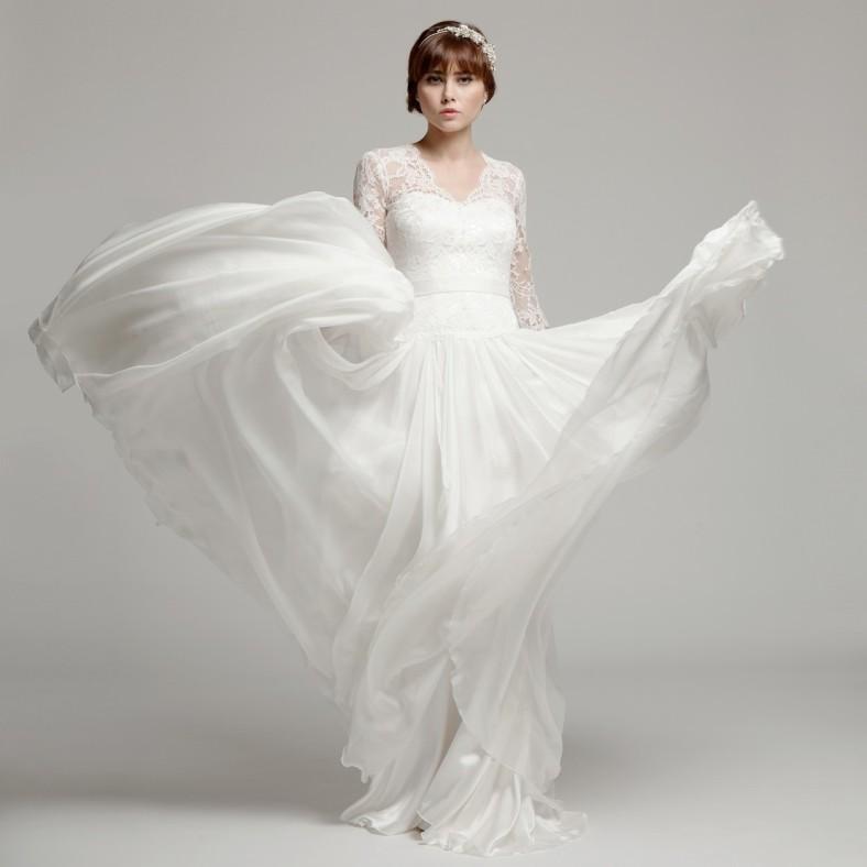 alana wedding dress uk melanie potro