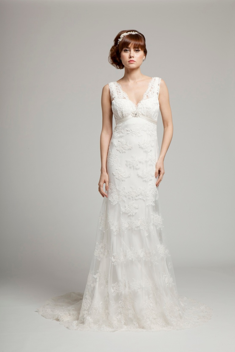 annabelle wedding dress melanie potro