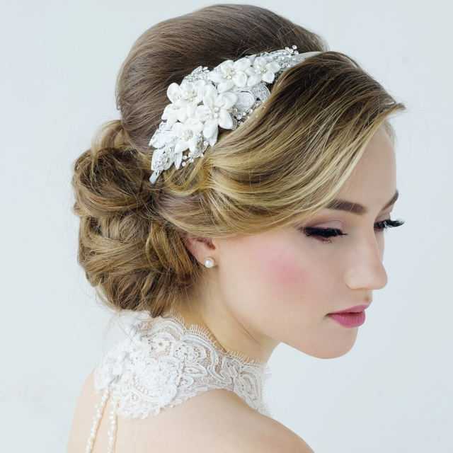 Bridal Hairstyles For Square Shaped Faces | Hair